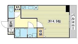 Capital.i 姫路[806号室]の間取り