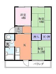 実籾駅 4.6万円
