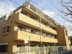 ライオンズマンション荏原中延[405号室]の外観