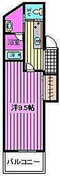上小−MSK[401号室]の間取り
