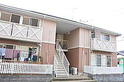 福岡県大野城市錦町3丁目の賃貸アパートの外観