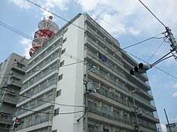 昭和グランドハイツ成育[4階]の外観