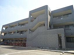 兵庫県姫路市飾磨区中浜町3丁目の賃貸マンションの外観