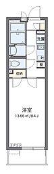 JR東海道・山陽本線 千里丘駅 徒歩11分の賃貸マンション 3階1Kの間取り