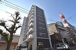 レユシール塚本[8階]の外観