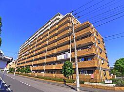 東京都足立区竹ノ塚5丁目の賃貸マンションの外観
