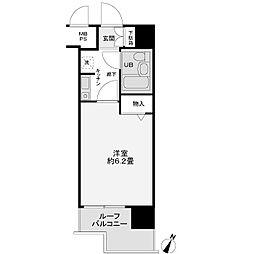 ライオンズマンション相模大野第6[2階]の間取り