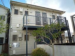 大岡山マンション[2階]の外観