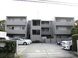 大阪府吹田市南吹田5丁目の賃貸マンションの外観