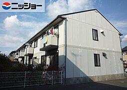 ローズガーデン清須[1階]の外観
