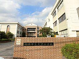埼玉県越谷市大沢1丁目の賃貸アパートの外観