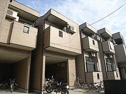 ピュア県庁北参番館[2階]の外観