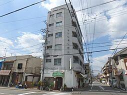 マンション花川[40B号室]の外観