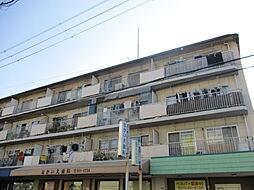大阪府寝屋川市池田新町の賃貸マンションの外観