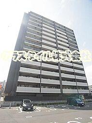 神奈川県厚木市中町1丁目の賃貸マンションの外観