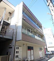 香川県高松市亀井町の賃貸マンションの外観