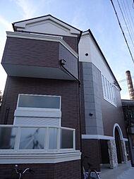 [タウンハウス] 大阪府大阪市東住吉区田辺6丁目 の賃貸【/】の外観