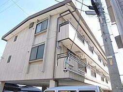 プレジデント穂高[1階]の外観