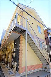神奈川県川崎市川崎区塩浜4丁目の賃貸アパートの外観