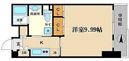 ルパピヨンDX[1階]の間取り