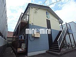 愛知県清須市西枇杷島町下新の賃貸マンションの外観