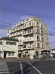 シティハイツ清水[4階]の外観