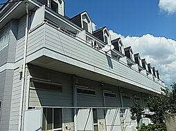 エスポワール大泉学園[1階]の外観