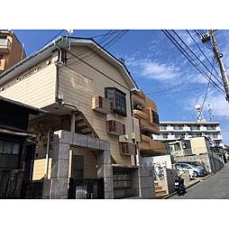 神奈川県横浜市戸塚区名瀬町の賃貸アパートの外観