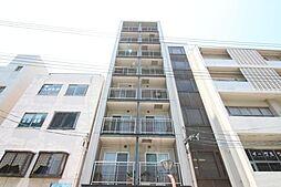 アパートメント谷町[S6号室]の外観