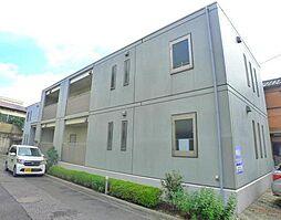 Hirano Homes[2階]の外観