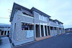 岡山県倉敷市玉島爪崎丁目なしの賃貸アパートの外観