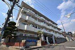 六甲澤山ヴィラ南棟[303号室]の外観