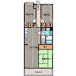 FAMILIO[5階]の間取り