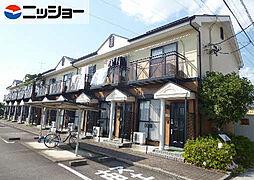 [タウンハウス] 岐阜県美濃加茂市牧野 の賃貸【/】の外観