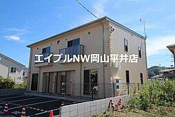 JR山陽本線 万富駅 5.4kmの賃貸アパート