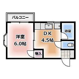 新清洲駅 3.9万円