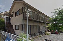 粕谷荘[2階]の外観
