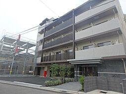レイリス横浜井土ヶ谷エーゼット[3階]の外観