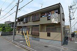 ニューハイツ・SUZUKI[1階]の外観