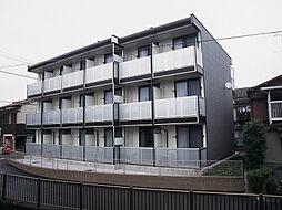 東京都八王子市子安町4丁目の賃貸アパートの外観