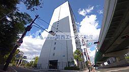 メゾンドヴィレ大阪城公園前[23階]の外観
