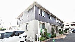 大阪府堺市西区浜寺石津町中2丁の賃貸アパートの外観