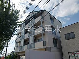 ニュープレジデント藤澤[3階]の外観