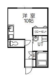 仮)4-23新築MS[103号室]の間取り