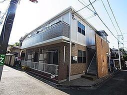 リリックコート梅田[1階]の外観