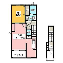 木田駅 6.0万円