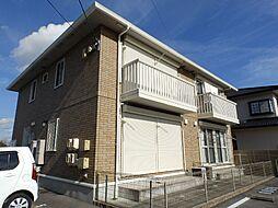 三重県鈴鹿市東玉垣町の賃貸アパートの外観