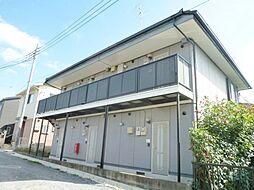 埼玉県さいたま市見沼区大字南中丸の賃貸アパートの外観