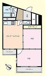 八王子はざま住宅3階 狭間駅歩3分