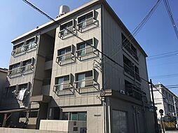 大成マンション[3階]の外観